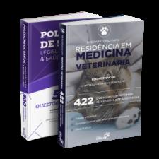 Minicombo Residência em Veterinária: Políticas da Saúde