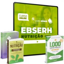 Preparatório Online para Concursos EBSERH em Nutrição 2020 (Com 3 Livros Bônus)