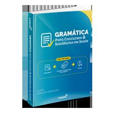 Gramática para Concursos e Residências em Saúde
