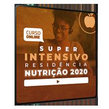 Super Intensivo Residências - Nutrição 2020