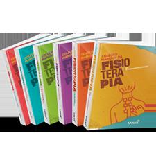 Coleção de Manuais da Fisioterapia (Volumes 1, 2, 3, 4, 5 e 6)