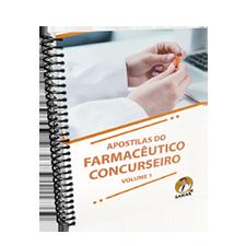 Apostilas do Farmacêutico Concurseiro - Volume 1