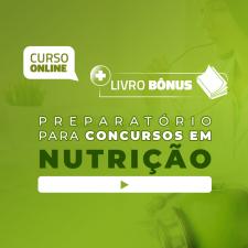 (PROVI) Preparatório Online para Concursos em Nutrição 2020 (Com Livro Bônus)