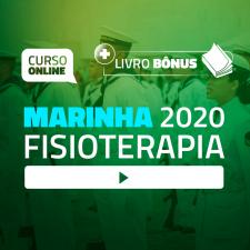 Preparatório Online para Concursos da Marinha em Fisioterapia 2020