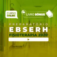 Preparatório Online para Concursos EBSERH em Fisioterapia 2020