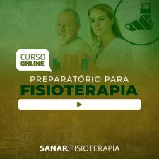 Preparatório Online para Fisioterapia