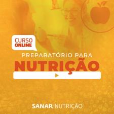 Preparatório Online para Nutrição
