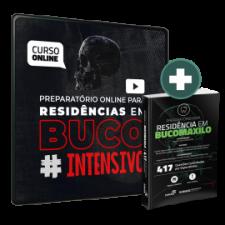 Preparatório Online para Residências em Cirurgia e Traumatologia Bucomaxilofacial - INTENSIVO + Livro de Residência em Buco