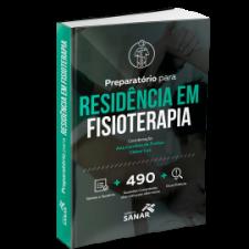 Livro Preparatório para Residência em Fisioterapia - 490 Questões Comentadas