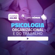 Preparatório Online de Psicologia Organizacional e do Trabalho para Concursos