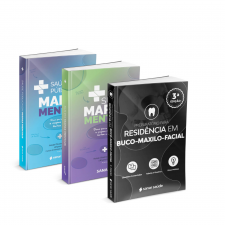 Preparatório para Residência em Buco-maxilo-facial + SUS e Saúde Pública em Mapas Mentais
