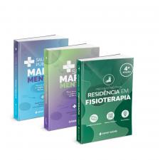 Preparatório para Residência em Fisioterapia + SUS e Saúde Pública em Mapas Mentais
