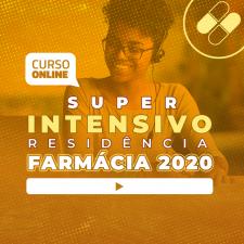 Super Intensivo Residências - Farmácia 2020