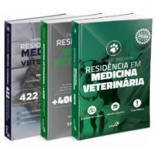 Trio Preparatório para Residências em Medicina Veterinária