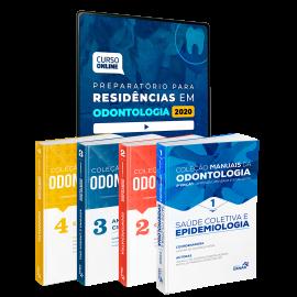Programa de Aprovação em Residências Odontologia