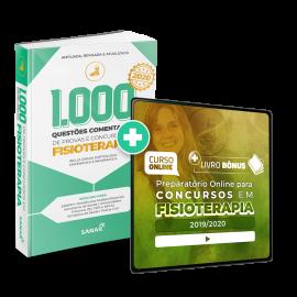 Preparatório Online para Concursos em Fisioterapia 2020 (Com Livro Bônus)