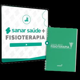 Sanar Saúde + Fisioterapia (12 meses de assinatura com Sanar Note Bônus)