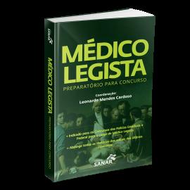 Livro Preparatório para Concurso Médico Legista