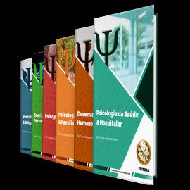 Coleção 6 Módulos Impressos - Psicologia