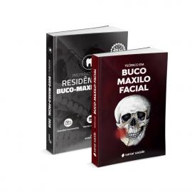 Combo Preparatório para Residências em Buco-maxilo-facial (Teórico + Prático)