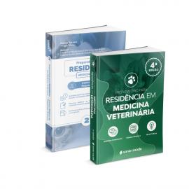 Preparatório para Residência em Medicina Veterinária + Preparatório para Residência em Clínica Médica de Pequenos Animais