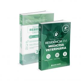 Preparatório para Residência em Medicina Veterinária + Preparatório para Residência em Patologia Clínica
