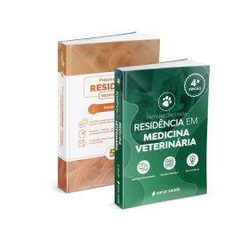 Preparatório para Residência em Medicina Veterinária + Preparatório para Residência em Patologia Veterinária