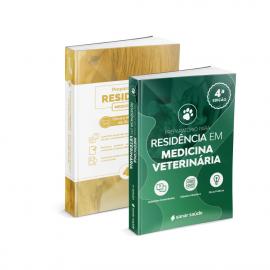 Preparatório para Residência em Medicina Veterinária + Preparatório para Residência em Clínica Médica e Cirúrgica de Grandes Animais