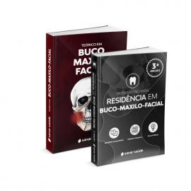 Combo Preparatório para Residências em Buco-maxilo-facial (Teórico + Prático 3ª ed.)