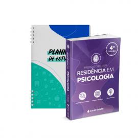 Preparatório para Residência em Psicologia + Planner de Estudos