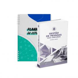 Gestão de Pessoas para Concursos + Planner de Estudos para Concursos