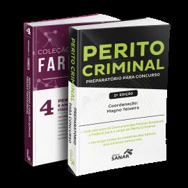 Farmácia: Combo preparatório para Perícia Criminal