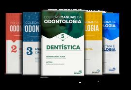 Coleção Manuais da Odontologia para Concursos e Residências (Volumes 1, 2, 3, 4 & 5)
