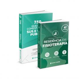 Preparatório para Residência em Fisioterapia + 750 Questões Comentadas em SUS e Saúde Pública