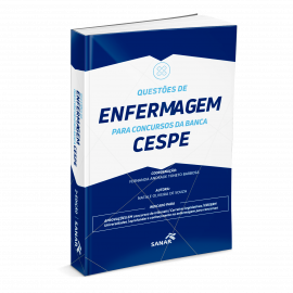 Questões de Enfermagem para Concursos da Banca CESPE
