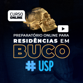 Super Revisão para Residência em BucoMaxiloFacial USP (sem apostilas bônus) - 6 meses de acesso