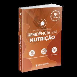Preparatório para Residência em Nutrição 2021 - (5ª Edição)