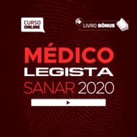 Preparatório Online para Concursos de Médico Legista 2020 (+ Livro Bônus)