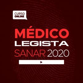 Preparatório Online para Concursos de Médico Legista 2020