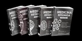 Coleção Medicina Resumida - Volumes 1, 2, 3, 4 & 5