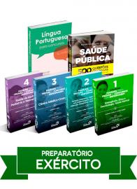 Enfermagem: Combo preparatório para concursos do Exército