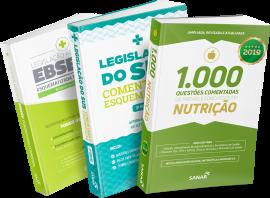 Combo Preparatório para Concurso EBSERH em Nutrição (Básico)
