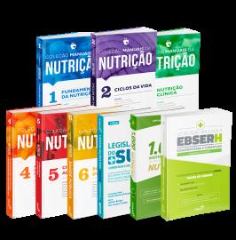 Combo Preparatório para Concurso EBSERH em Nutrição (Essencial)