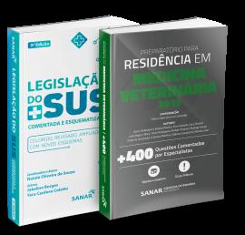 Combo Preparatório para Residências em Medicina Veterinária (Básico)