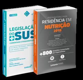 Combo Preparatório para Residências em Nutrição (Básico)