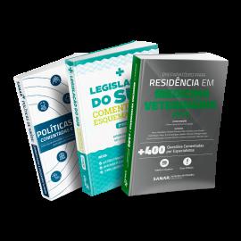 Combo Preparatório para Residências em Medicina Veterinária (Essencial)