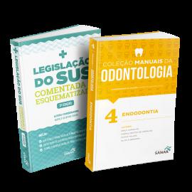Odontologia: Combo preparatório para Residência em Endodontia