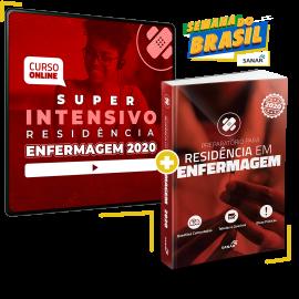 Super Intensivo Residências - Enfermagem 2020 (com Livro Bônus)