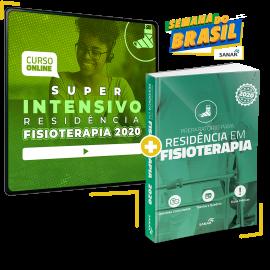 Super Intensivo Residências - Fisioterapia 2020 (com Livro Bônus)