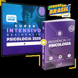 Super Intensivo Residências - Psicologia 2020 (com Livro Bônus)